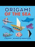 Origami of the Sea (Dover Origami Papercraft)