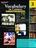 Vocabulary in Context for the Common Core Standards: Reproducible Grade 3