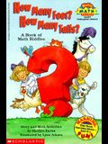 How Many Feet? How Many Tails? A Book of Math Riddles (Hello Reader! Math, Level 2)