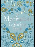 The Meditation Coloring Book