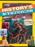 History's Mysteries: Curious Clues, Cold Cases, and Puzzles from the Past
