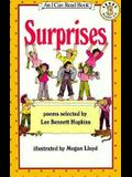 Surprises: 38 Poems about Almost Everything!