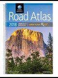 2018 Rand McNally Large Scale Road Atlas (Ran