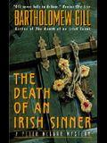 The Death of an Irish Sinner: A Peter McGarr Mystery