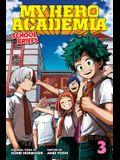 My Hero Academia: School Briefs, Vol. 3, 3: Dorm Days