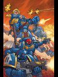 Warhammer 40,000: Marneus Calgar Tpb