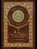 The Anne of Green Gables Collection (100 Copy Collector's Edition) Anne of Green Gables, Anne of Avonlea, Anne of the Island, Anne's House of Dreams,
