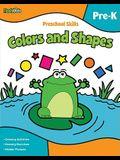 Preschool Skills: Colors and Shapes (Flash Kids Preschool Skills)