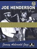 Jamey Aebersold Jazz -- Joe Henderson, Vol 108: Inner Urge, Book & CD