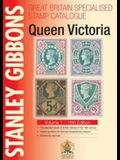 Stanley Gibbons Great Britain Specialised Stamp Catalogue Volume 1: Queen Victoria.