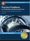 Practice Problems for the Mechanical Engineering PE Exam