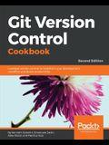 Git Version Control Cookbook