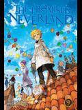 The Promised Neverland, Vol. 9, Volume 9