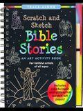 Scratch & Sketch Bible Stories (Trace Along)