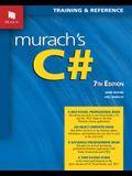 Murach's C# (7th Edition)