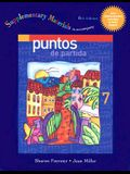 Supplementary Material T/A Puntos de Partida: An Invitation To Spanish