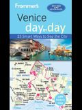 Frommer's Venice Day by Day [With Foldout Map]