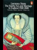 Family, Sex, and Marriage: 1500 To 1800 (Penguin History)