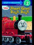 James Goes Buzz Buzz (Thomas & Friends) (Step into Reading)
