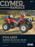 Polaris Sportsman 400, 450 & 500 1996-2013 Manual