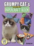 Grumpy Cat's Miserable Papercraft Book
