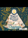 Magical Creatures and Mythical Beasts: Includes Magic Flashlight Which Illuminates More Than 30 Magical Beasts!