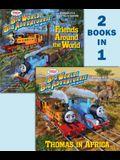 Thomas in Africa/Friends Around the World (Thomas & Friends)