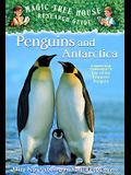 Penguins and Antarctica: A Nonfiction Companion to Magic Tree House #40: Eve of the Emperor Penguin