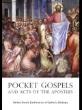 Pocket Gospels and Acts of the Apostles