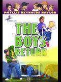 The Boys Return (Boy/Girl Battle)