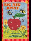 Scholastic Reader Level 1: Big Red Apple