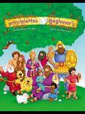 La Biblia Para Principiantes Bilingüe: Historias Bíblicas Para Niños
