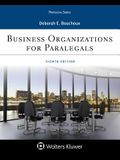 Business Organizations for Paralegal