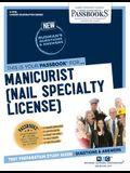 Manicurist (Nail Specialty License), Volume 3792