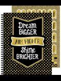 Sparkle and Shine Teacher Planner