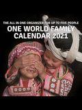 One World Family Calendar 2021