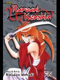 Rurouni Kenshin (3-In-1 Edition), Vol. 1, 1: Includes Vols. 1, 2 & 3