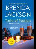 Taste of Passion: A Madaris Novel