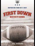 First Down Devotions: Inspiration from the Nfl's Best