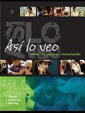 Asi lo veo: Gente, Perspectivas, Comunicación (Spanish)