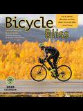Bicycle Bliss 2020 Wall Calendar: Bike Adventures & Inspiration
