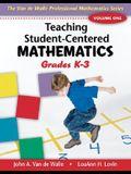Teaching Student-Centered Mathematics: Grades K-3
