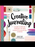 Creative Journaling: A Guide to Over 100 Techniques and Ideas for Amazing Dot Grid, Junk, Mixed-Media, and Travel Pages