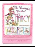 Fancy Nancy: The Wonderful World of Fancy Nancy: 4 Books in 1 Box Set!