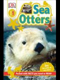DK Readers L1: Sea Otters: See the Antics of Sea Otters!