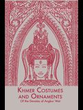 Khmer Costumes and Ornaments: After the Devata of Angkor Wat