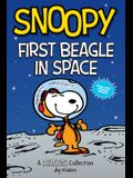 Snoopy: First Beagle in Space (Peanuts Amp Series Book 14), 14: A Peanuts Collection