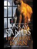 Immortal Born: An Argeneau Novel