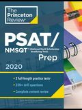 Princeton Review Psat/NMSQT Prep, 2020: Practice Tests + Review & Techniques + Online Tools