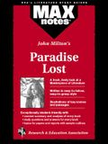 Paradise Lost (Maxnotes Literature Guides)